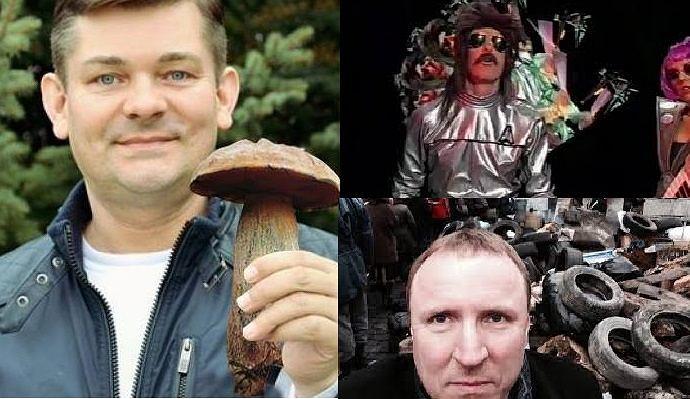 Zenek Martyniuk, Jacek Kurski oraz zespół Zlad