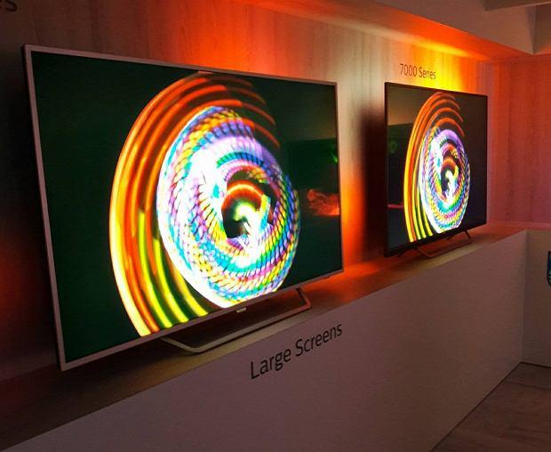 Philips prezentuje telewizory na 2017 rok