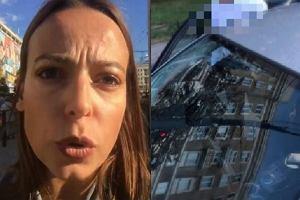 Kierowca od wypadku grozi Annie Musze