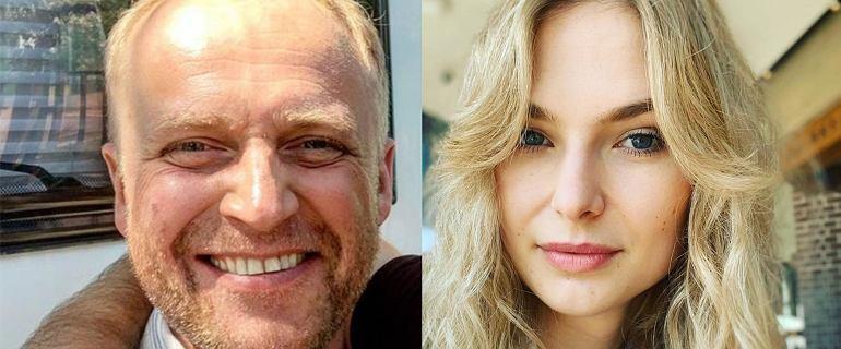 Piotr Adamczyk i Karolina Szymczak świętują pierwszą rocznicę ślubu