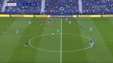 Chelsea prowadzi 1:0 z Manchesterem City