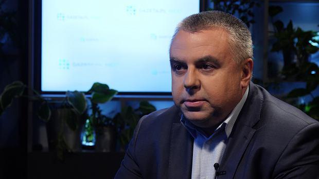 Dawid Czopek, zarządzający funduszu Polaris