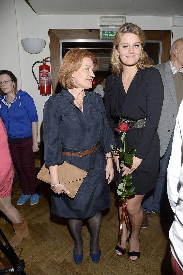 Zofia Zborowska, Maria Winiarska