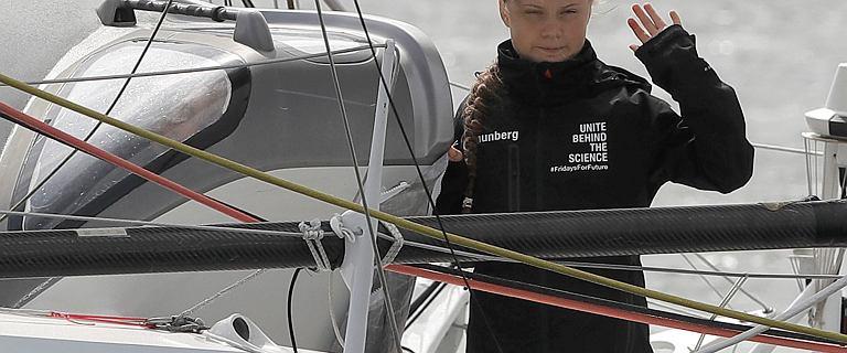 Greta Thunberg płynie do USA ekologiczną łodzią. Aktywistka unika samolotów