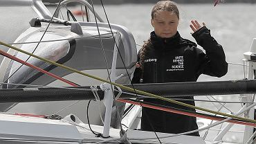 Britain Greta Thunberg