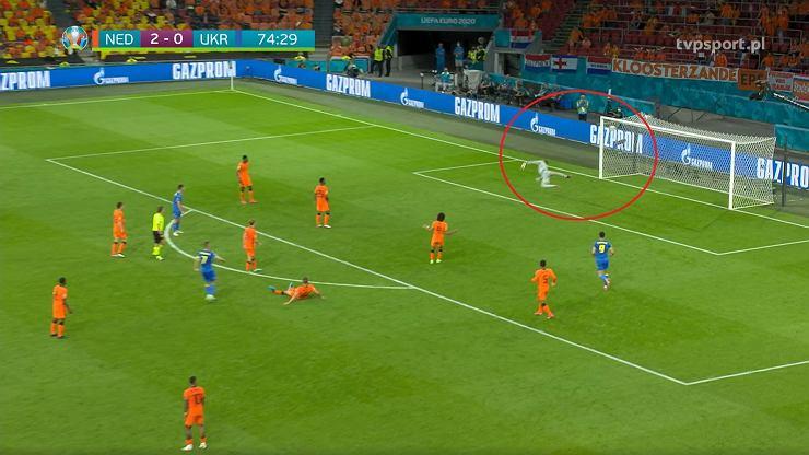 To może być najpiękniejszy gol na Euro 2020! Co za strzał Jarmołenki [WIDEO]