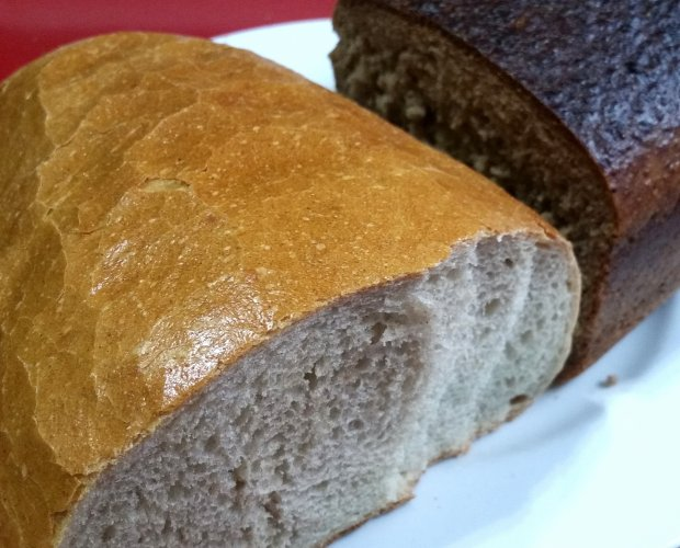 Test chleba