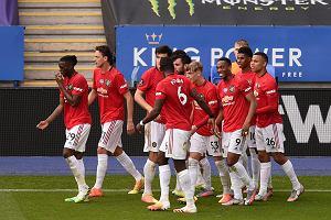 Sędzia odgwizdał koniec meczu, a po chwili podyktował rzut karny dla Manchesteru United
