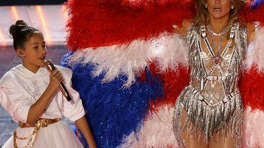 Jennifer Lopez z córką Emme