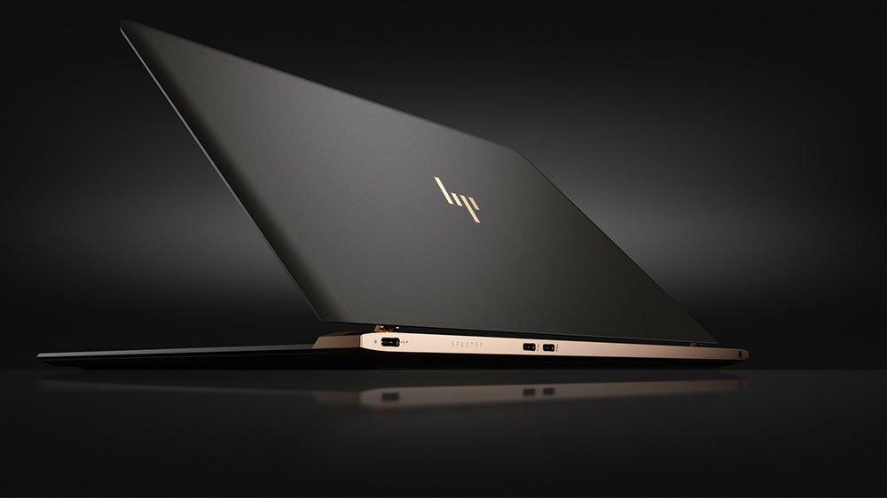 Najcieńszy laptop świata - Hp Spectre