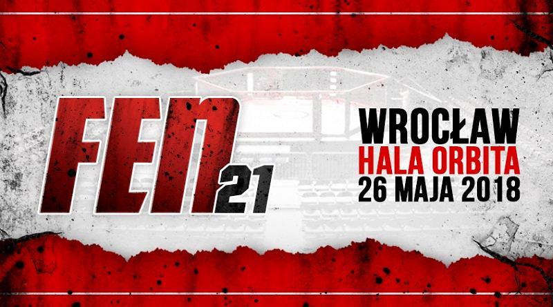 FEN 21 we Wrocławiu 26 maja!