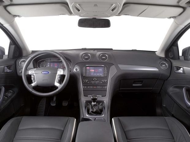 Ford Mondeo trzeciej generacji
