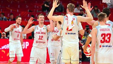 Polscy koszykarze pokonali Wenezuelę