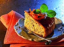 Ciasto makowo-pomarańczowe - ugotuj