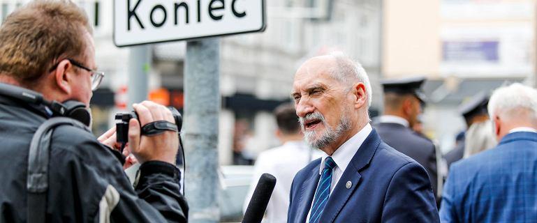 Macierewicz zleca badania ws. katastrofy TU-154M. Nie chce być szeregowym posłem