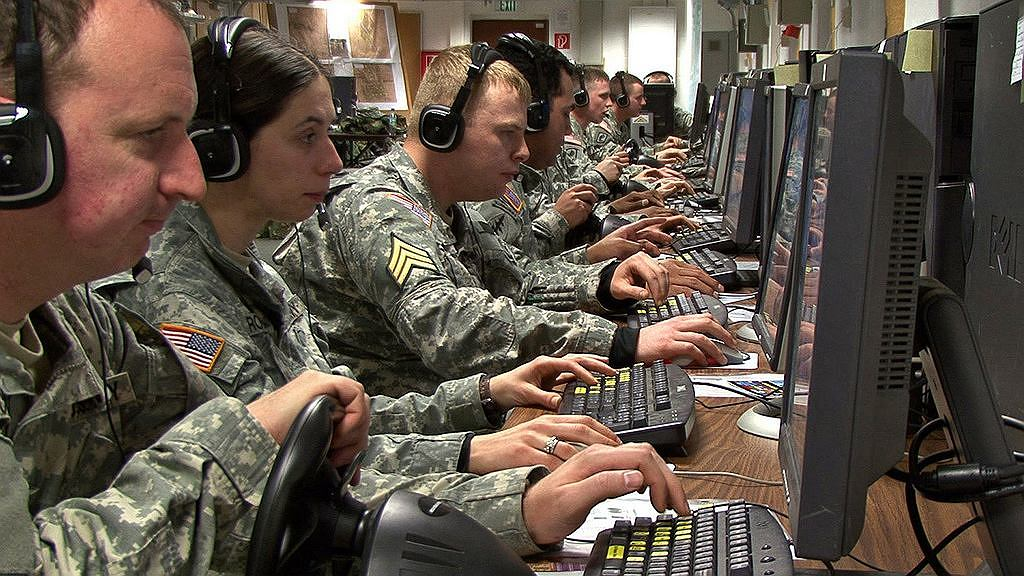 Amerykańscy żołnierze - zdjęcie poglądowe