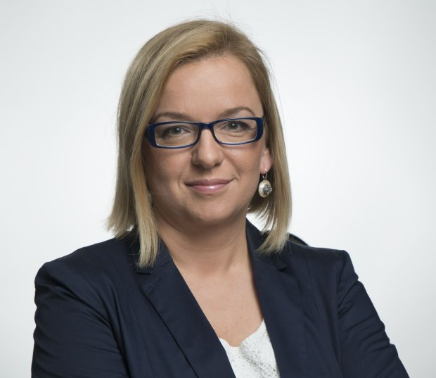 Dr Magdalena Śniegulska (fot. Piotr Pazdyka )