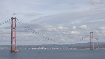 Most ma być oddany do użytku w 2023 roku