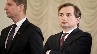 Dariusz Piontkowski, Zbigniew Ziobro