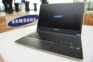 Nowe laptopy Samsunga