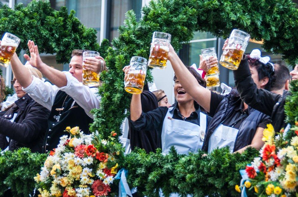 Oktoberfest/ Fot. Shutterstock