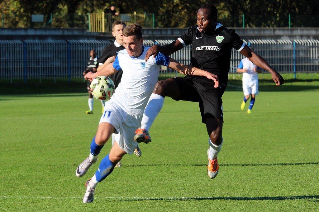 Trzecia liga: Stilon Gorzów - Formacja Port 2000 Mostki 0:1 (0:1)