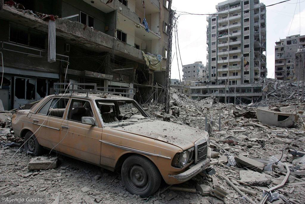 Bejrut. Znaleziono 4 tony niebezpiecznych substancji (zdj. ilustracyjne)