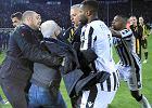 Szokujące sceny w lidze greckiej. Prezes klubu wtargnął na boisko z pistoletem. Minister sportu zawiesił rozgrywki ligowe