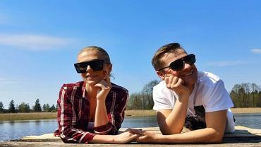 Marcin Mroczek świętuje ósmą rocznicę ślubu