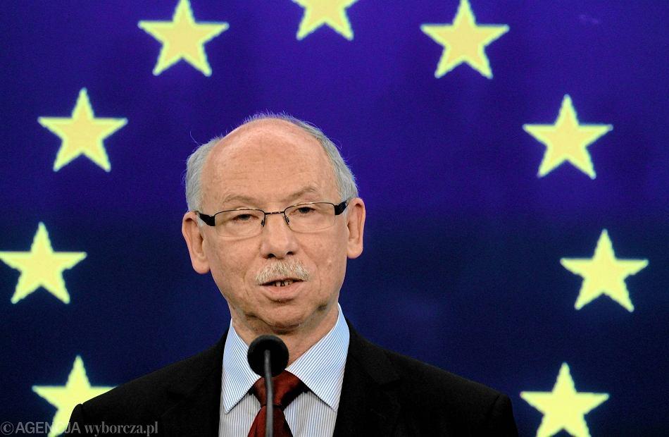 Komisarz Janusz Lewandowski