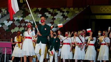 Chorąża reprezentacji Polski bała się, że nie zdąży na ceremonię otwarcia igrzysk!