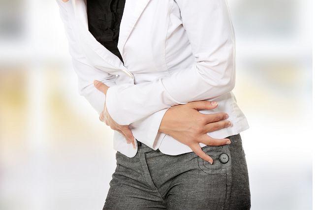 Kamienie żółciowe powodują ataki bolesnej kolki