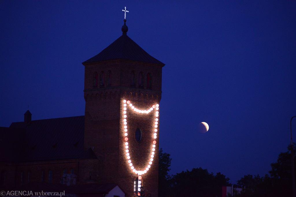Kościół św. Bartłomieja we wsi Wsola