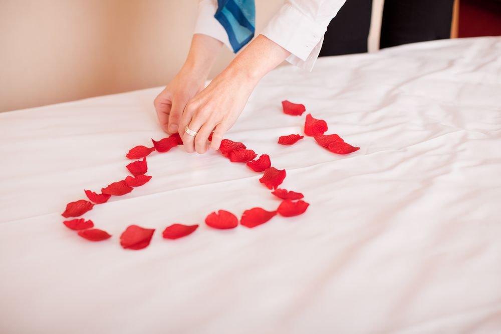 Pokój dla zakochanej pary