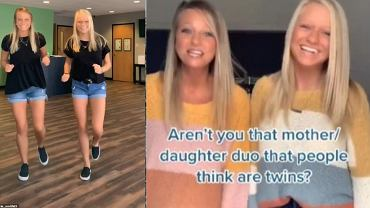 Mama i córka jak bliźniaczki
