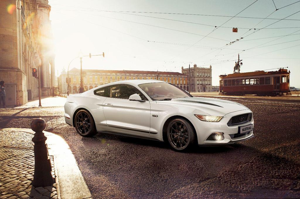 Ford Mustang - edycje specjalne