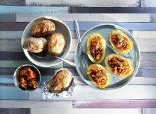 Ziemniaki nadziewane jagnięciną - ugotuj