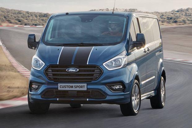 Ford Tourneo Custom Sport - test, opinie