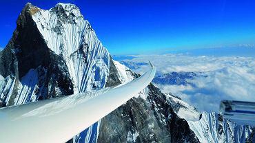 Szybowcem nad Annapurną