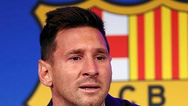 Lionel Messi czuje się zdradzony. A prezes Barcelony się bawi