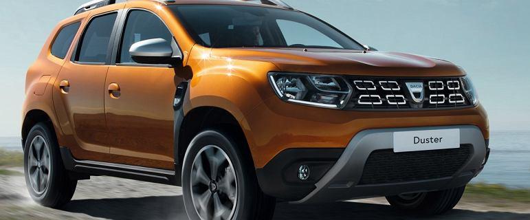Dacia Duster to najlepiej sprzedający się samochód w Polsce! Sprawdzamy na czym polega jego fenomen