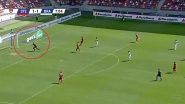 Kuriozalna sytuacja w Rumunii. Padł gol po uderzeniu bramkarza z 80 metrów, ale sędzia go nie uznał