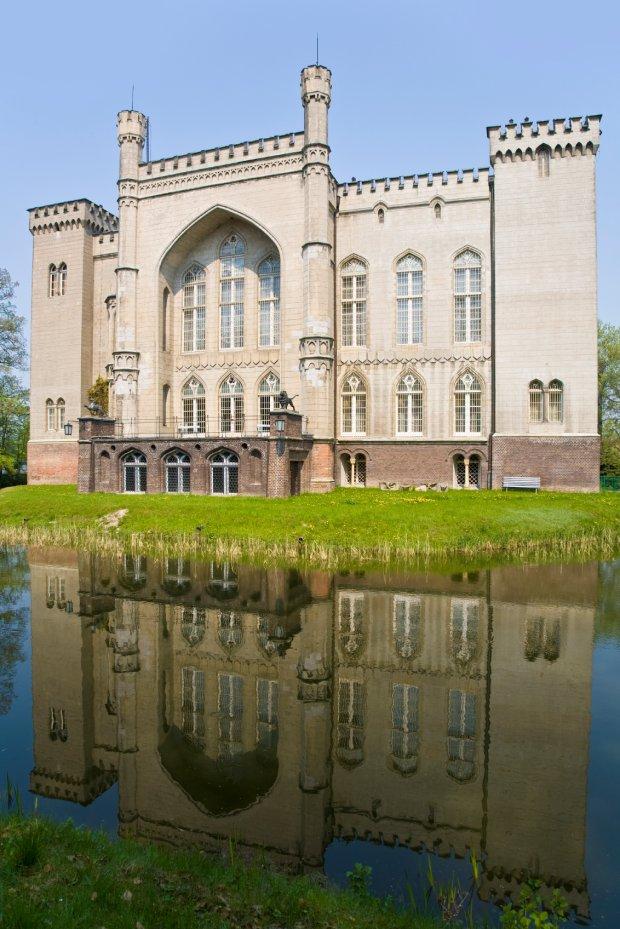 Zamek w Kórniku pod Poznaniem