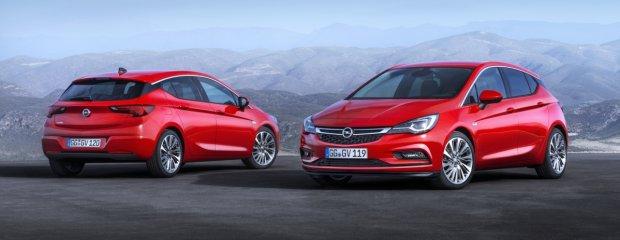 Opel Astra | Pierwsze zdjęcia nowego kompaktu z Polski