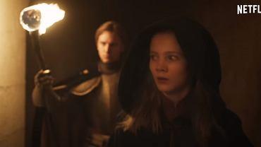 Kadr z zapowiedzi 'Wiedźmina' serwisu Netflix.