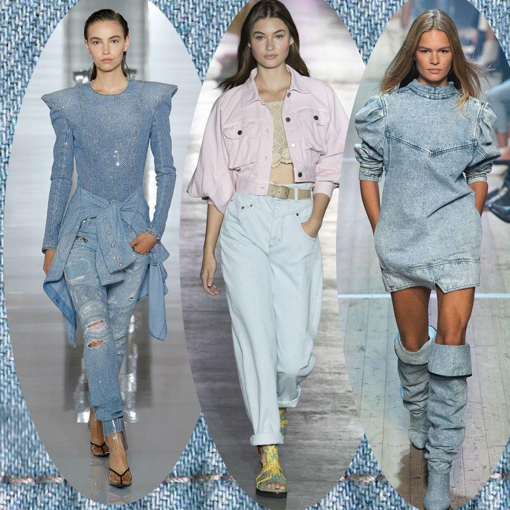 Wyblakły, sprany, wyglądający na znoszony - taki będzie najmodniejszy jeans 2019 roku