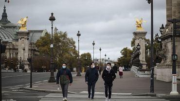 Francja: ogromna liczba zakażonych koronawirusem - ponad 50 tys.