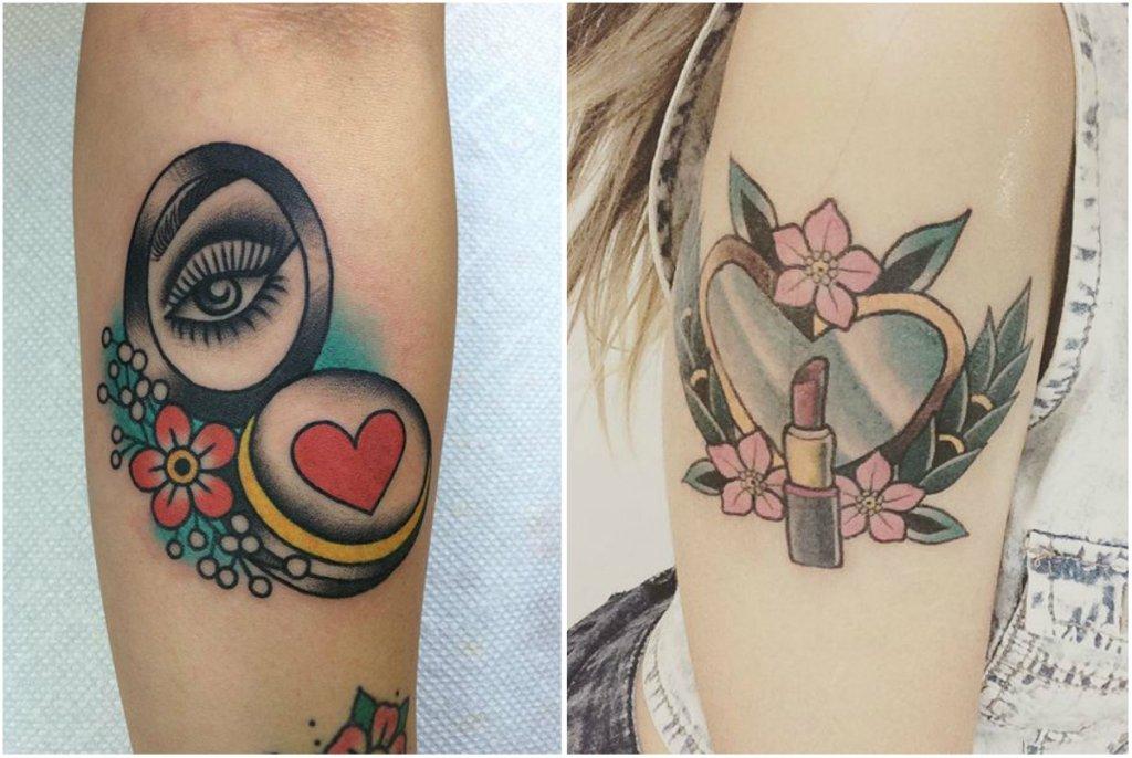 15 Klasycznych Tatuaży Które Podbiją Serce Każdej
