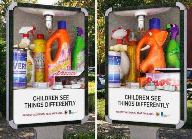 Dzieci widzą rzeczy inaczej