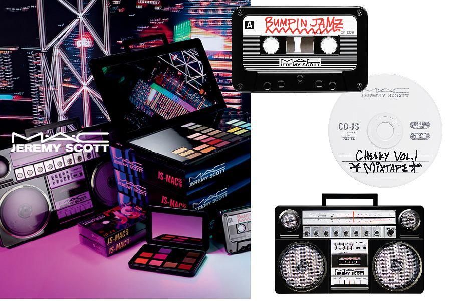 Nowa kolekcja MAC COSMETICS x Jeremy Scott